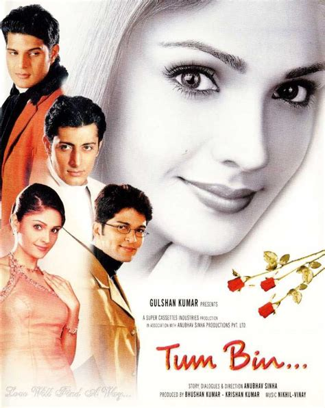 biography of movie tum bin tum bin love will find a way 2001 hindi movie songs