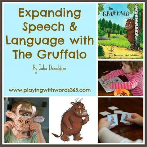 the gruffalo activities for speech language virtual book club for kids el gr 250 falo libros