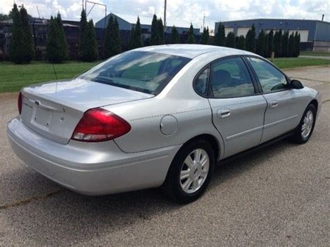 2007 ford taurus sel 3 0 liter ohv purchase used repo 2007 ford taurus sel 3 0l low miles very clean ready to go in mishawaka
