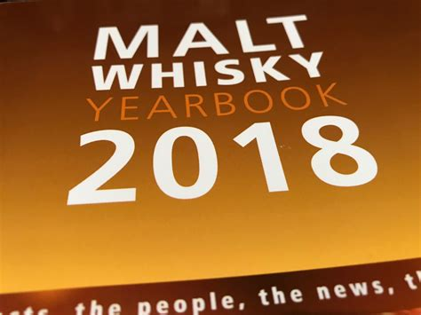 malt whiskey yearbook 2018 the facts the the news the stories books malt whisky yearbook 2018 meleklerin pay