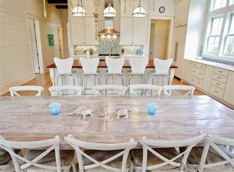 Coastal Kitchen Table Kitchen Marvellous Beachy Kitchen Table Beachy Kitchen Chairs Beachy Dining Tables