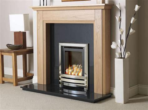 gas fireplace no chimney linear he manual depth gas chrome pebble