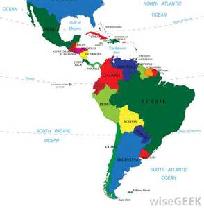 south america map mexico mexico map south america