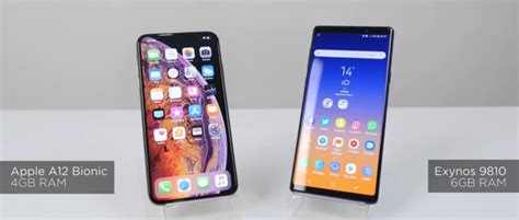 iphone xs max whips samsung galaxy note   speed tests cult  mac