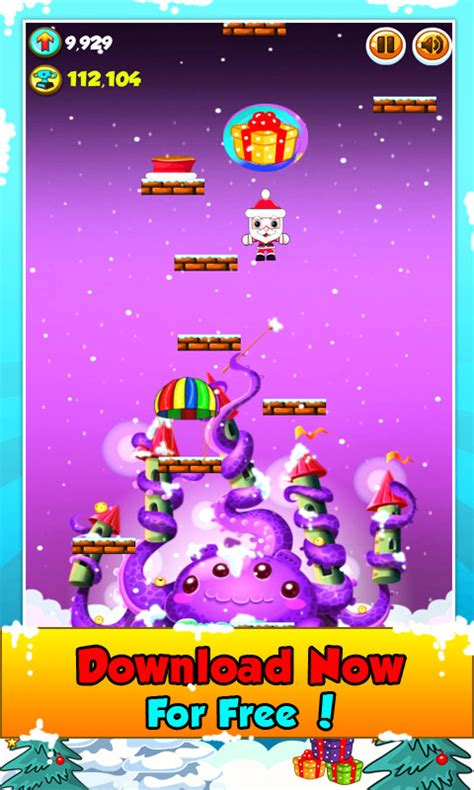 doodle jump free for android tablet doodle santa jump free android