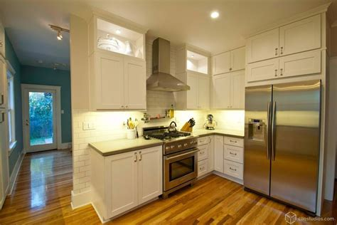 this kitchen was updated with the dayton white kitchen