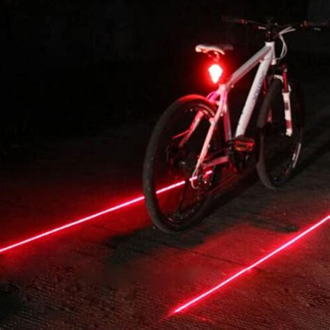 red rear bike light aliexpress com buy bicycle led tail light safety warning