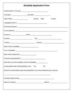 Disability Policy Template by Printable Order Form Template Ebook Database
