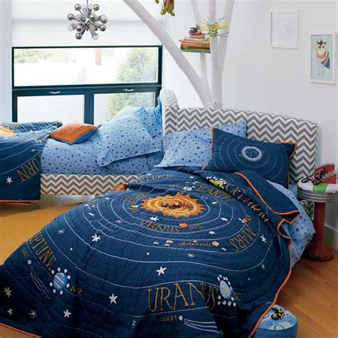 solar system bedroom pics about space put together a camera ready kid s room inspired by nickelodeon