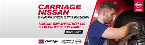 nissan of service nissan express service