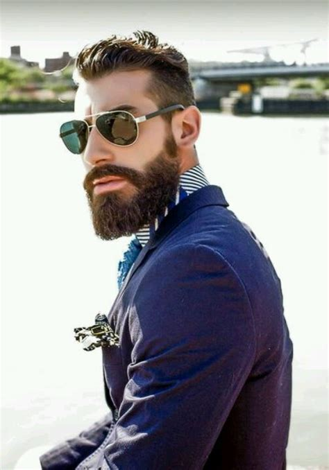 styling gentlemans cut 8 best beards images on pinterest hair cut hairdos and