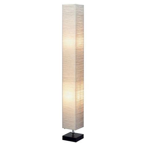 Aspire Isa Square  Column Floor Lamp Reviews Wayfair