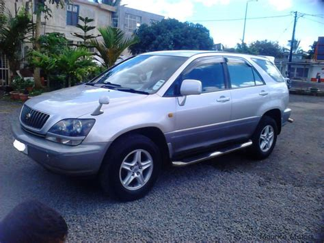 Does Toyota Own Lexus Used Toyota Harrier Modele Lexus 2000 Harrier Modele