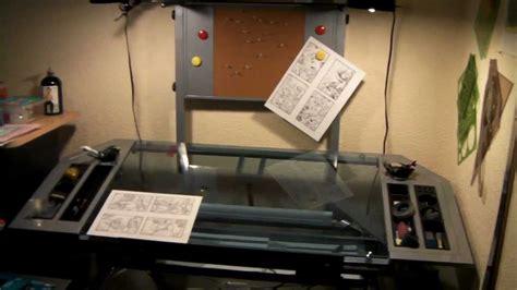 studio designs glass drafting table studio designs futura glass tower drafting table review
