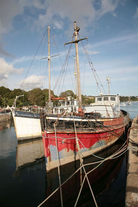 pictures of old boats old boats penryn cornwall guide