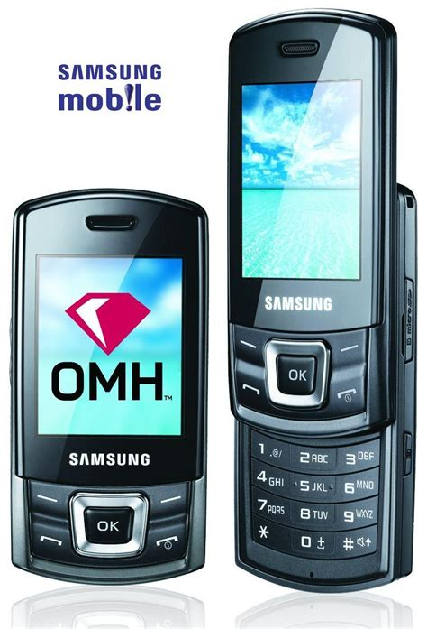 samsung mobile samsung unveils world s 1st unlocked cdma omh mobile phone