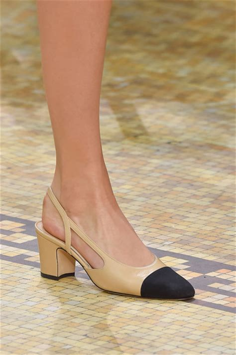 Fashion Shoes By Chanel chanel shoes at fashion week fall winter 2015 2016