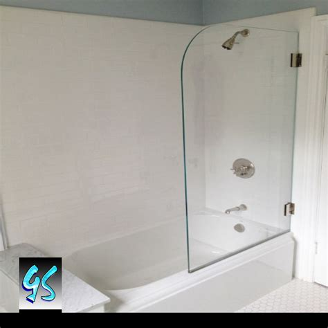 Bathtub Glass by Glass Bathtub Screen Door Glass Shop