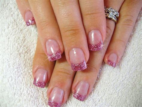 pink glitter acrylic nail designs trends women love but men hate