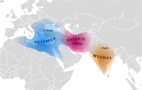 How Do You Spell Ottoman 100 Ideas Map Of The Ottoman Safavid And Mughal Empires On Christmashappynewyears