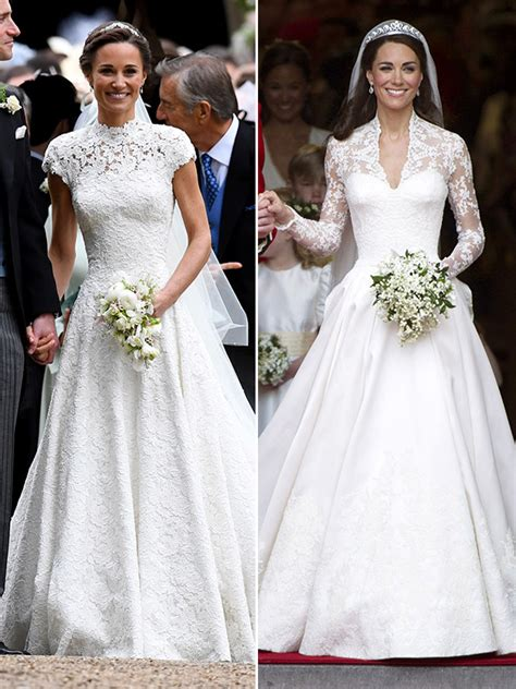 hochzeitskleid pippa middleton pippa kate middleton s wedding dresses whose stunning