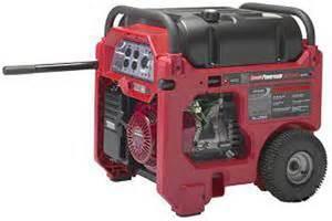 Coleman Honda Honda Powermate 3500 Generator
