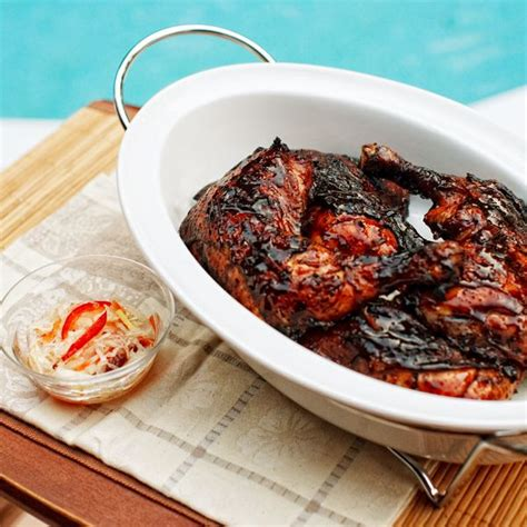 filipino barbecue chicken every single cook i know has a