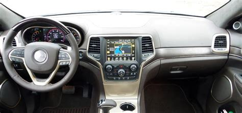 2014 Jeep Grand Interior Colors by 2014 Jeep Grand Ecodiesel Autoblog