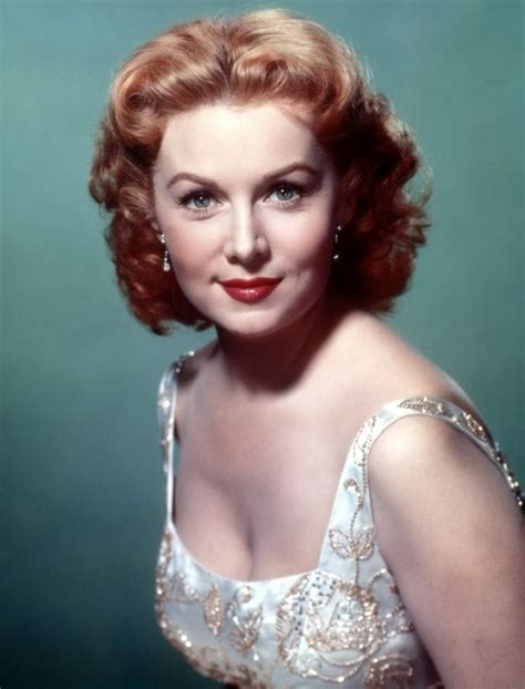 film queen actress rhonda fleming american film and television actress