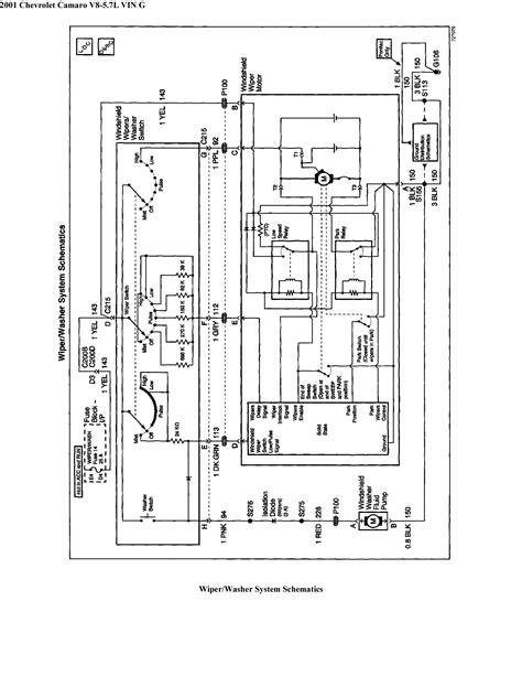 gm wiper motor wiring diagram wiper motor wiring diagram chevrolet chevy wiper motor