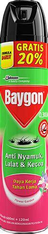 baygon aerosol flower garden