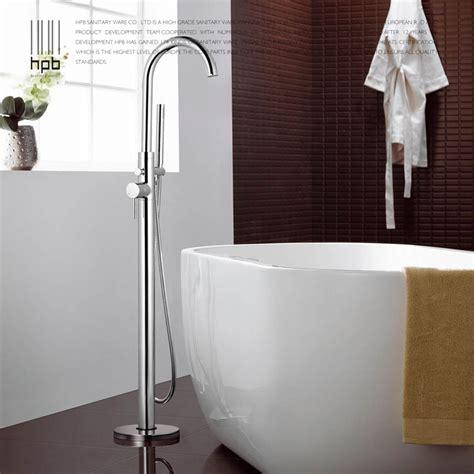 Bathtub For Stand Up Shower Brass Toilet Tub Floor Standing Bathtub Shower Faucet