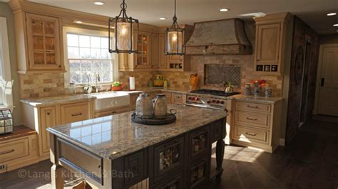 farmhouse kitchen layout get the farmhouse kitchen design look lang s kitchen bath