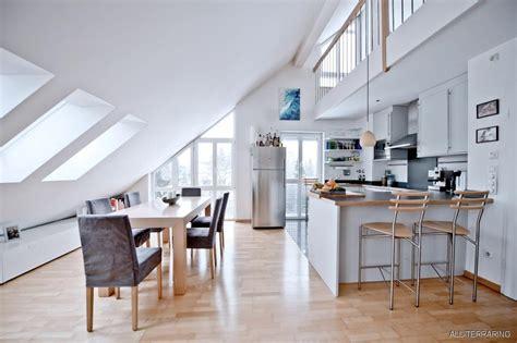 Wohnung Galerie by Traum Unterm Dach Lichtdurchflutete Dachgeschoss
