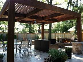 outdoor rooms on pinterest modern pergola pergolas and