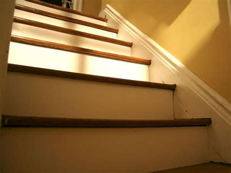 how to design stairs how to reface stair risers hgtv