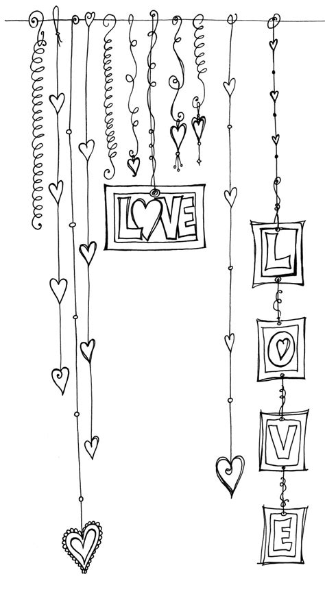 Great Doodle Ideas To Incorporate Into Scrapbooking Or