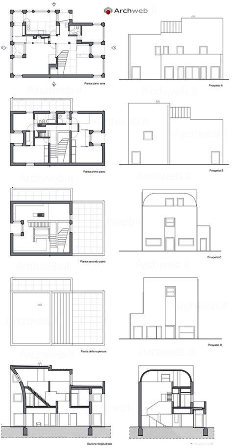 Floor Plan Scale 1 100 avelino duarte house disegni dwg