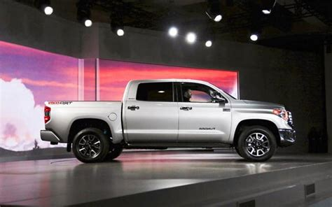 Toyota Tundra Redesign 2017 Toyota Tundra Redesign Release And Changes Future