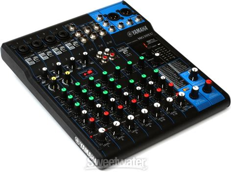 Mixer Yamaha Mg 10 Xu photo yamaha mg10xu consolemg10xu 1566398 audiofanzine