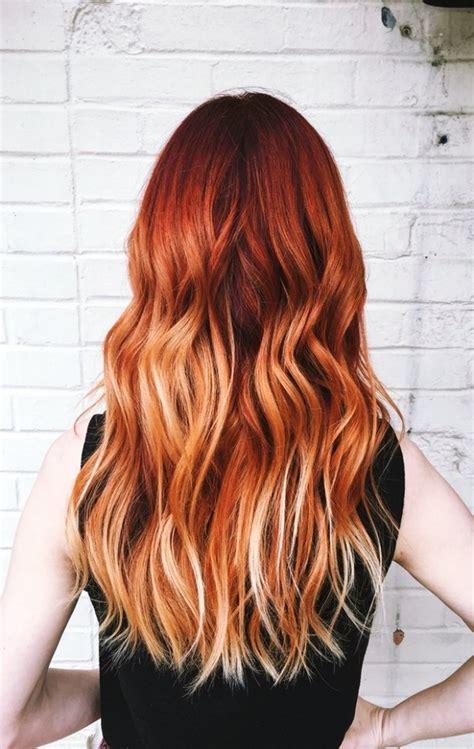 color ideas 47 catchy fall hair color ideas