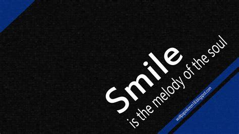 wallpaper keren smile