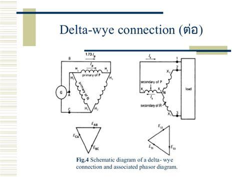3 phase delta wye transformer wiring diagram 3 phase wye