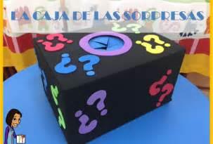 juego la caja de las sorpresas maestros de audici 243 n y