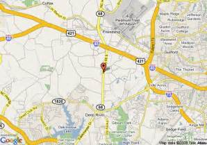 map of high point carolina map of biltmore suites high point high point