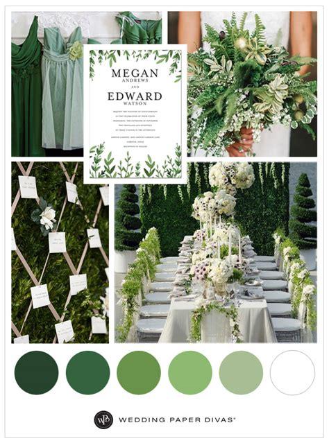 greenery wedding ideas for a wedding shutterfly