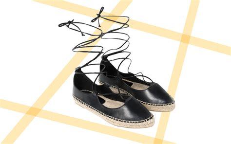 Sandal Tali Flatform Wanita 6 langkah atraktif dengan alas kaki espadrilles