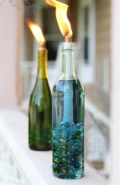 wine bottle crafts 14 brilliant ways to use your empty wine bottles