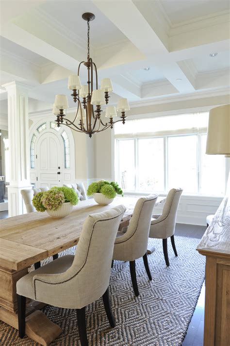 mixing modern chandelier with a traditional coral and blue for the dining room it is the caldwell