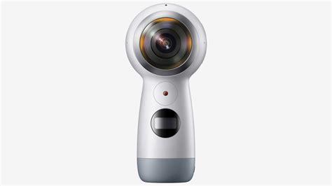 Kamera Samsung Gear kamera samsung gear 360 2017 dostala podporu 4k vide 237